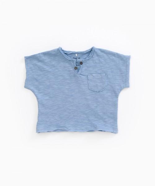 T-Shirt aus Bio-Baumwolle Ocean
