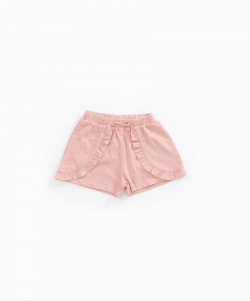 Shorts aus Bio-Baumwolle Rita
