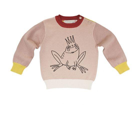 Pullover Lucky Froschprinzessinprint