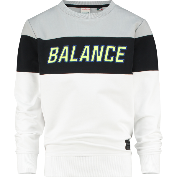 Vingino Sweatshirt Nihem Real White