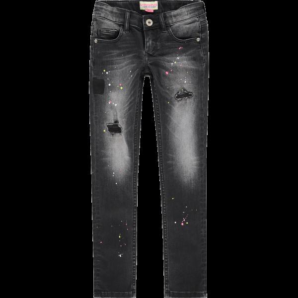 Jeans Avenida Dark Grey Vintage