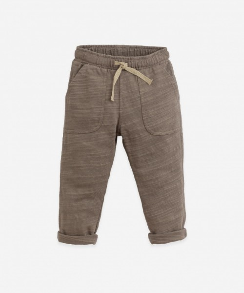 Play Up Flamé Jersey Trousers Pinha
