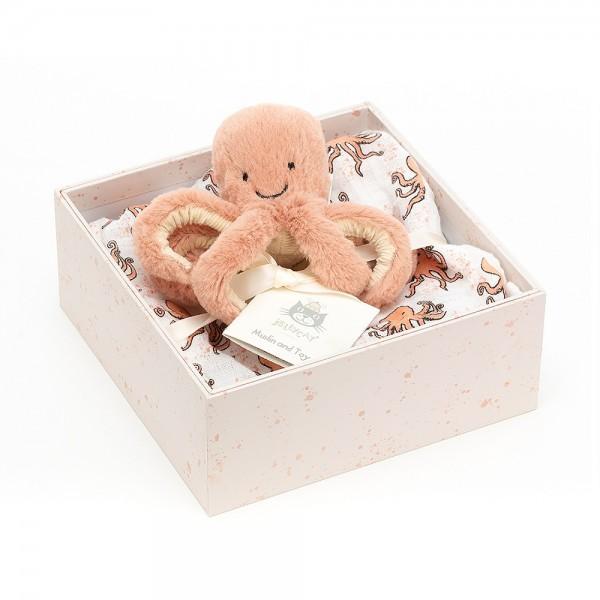 Odell Octopus Geschenkset