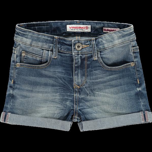 Vingino Jeansshorts Daizy Blue Vintage